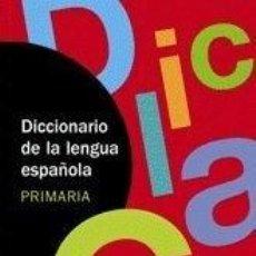 Diccionarios: DICCIONARIO DE LA LENGUA ESPAÑOLA. PRIMARIA. Lote 269049773