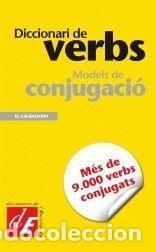 DICCIONARI DE VERBS (Libros Nuevos - Diccionarios y Enciclopedias - Diccionarios)