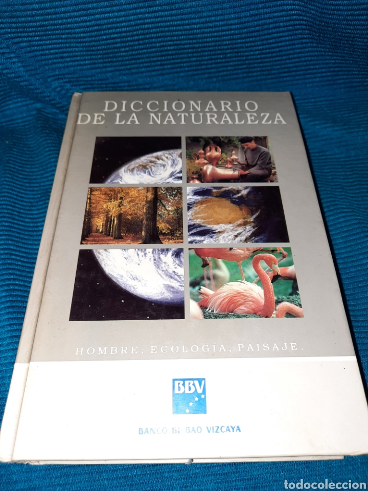 DICCIONARIO DE LA NATURALEZA BBV 2003 (Libros Nuevos - Diccionarios y Enciclopedias - Diccionarios)