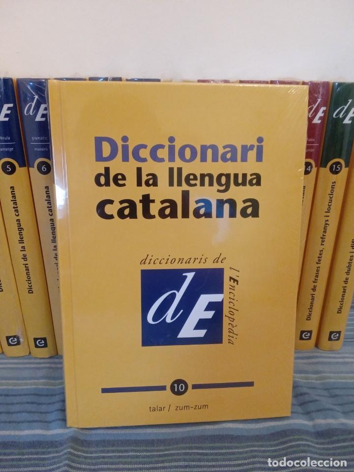 Diccionarios: Diccionari de la llengua catalana - Foto 2 - 272986773