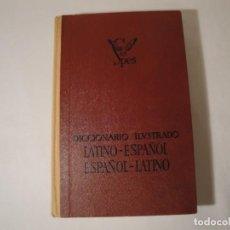 Diccionarios: DICCIONARIO LATINO-ESPAÑOL; ESPAÑOL-LATINO. AUTOR: D. VICENTE GARCÍA DE DIEGO. AÑO 1960, 5ª EDICIÓN.. Lote 273158638