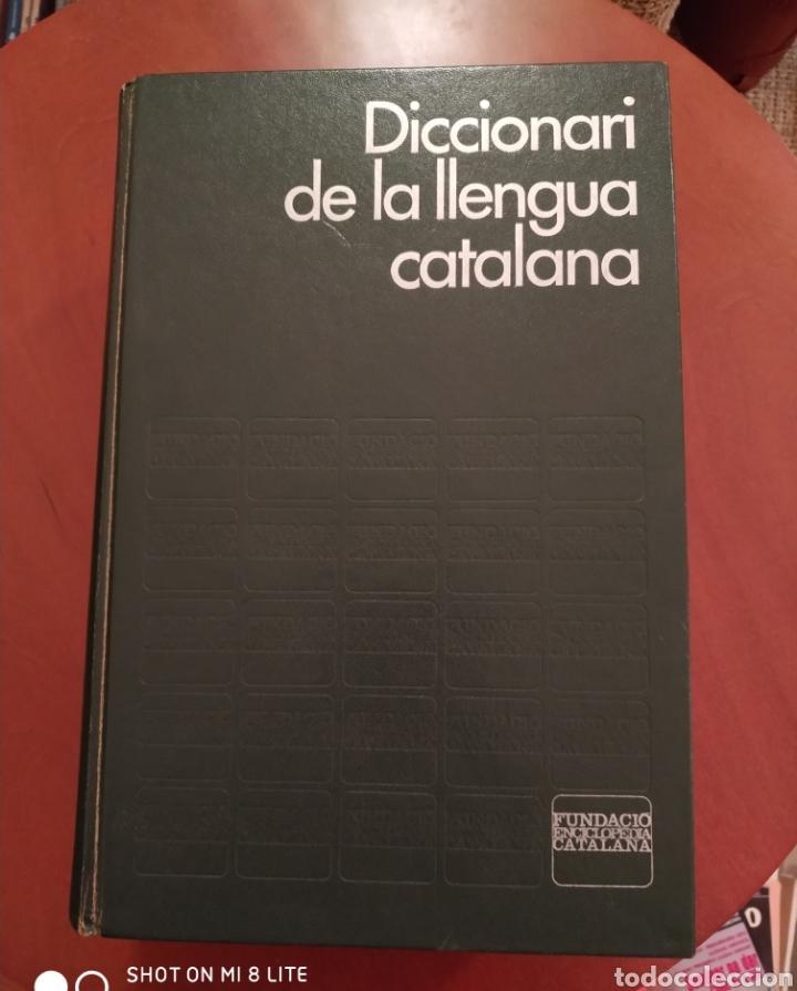 DICCIONARI DE LA LLENGUA CATALANA (Libros Nuevos - Diccionarios y Enciclopedias - Diccionarios)
