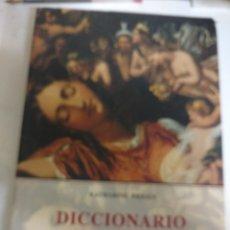 Diccionarios: DICCIONARIO DE LAS HADAS.KATHARINE BRIGGS 2003. Lote 274612493