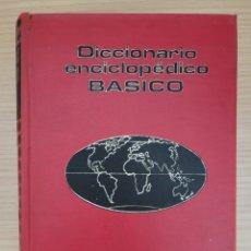 Diccionarios: DICCIONARIO ENCICLOPEDICO BASICO. Lote 275621953