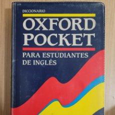 Diccionarios: OXFOR POCKET. Lote 275622038