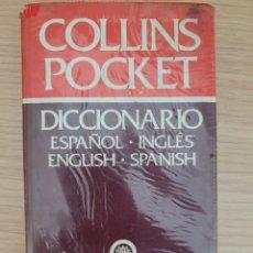 Diccionarios: COLLINS POCKET. Lote 275622118