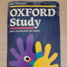 Diccionarios: OXFORD STUDY. Lote 275622143