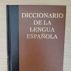 Diccionarios: DICCIONARIO DE LA LENGUA ESPAÑOLA ESPASA. Lote 277162328