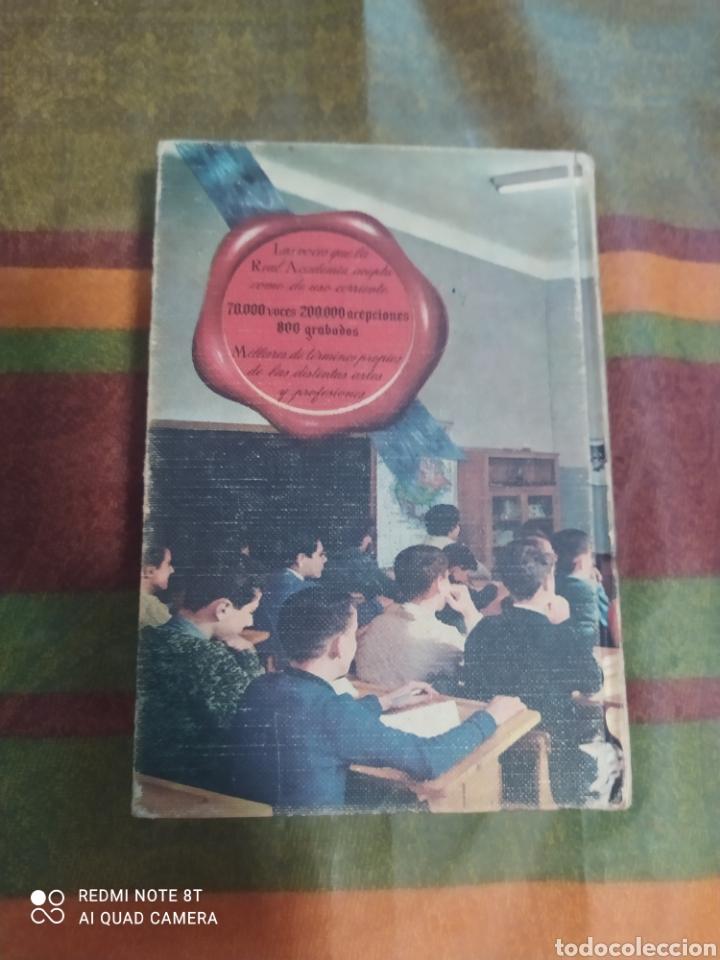 Diccionarios: DICCIONARIO DE LA LENGUA ESPAÑOLA AÑO 1964 - Foto 2 - 277680068