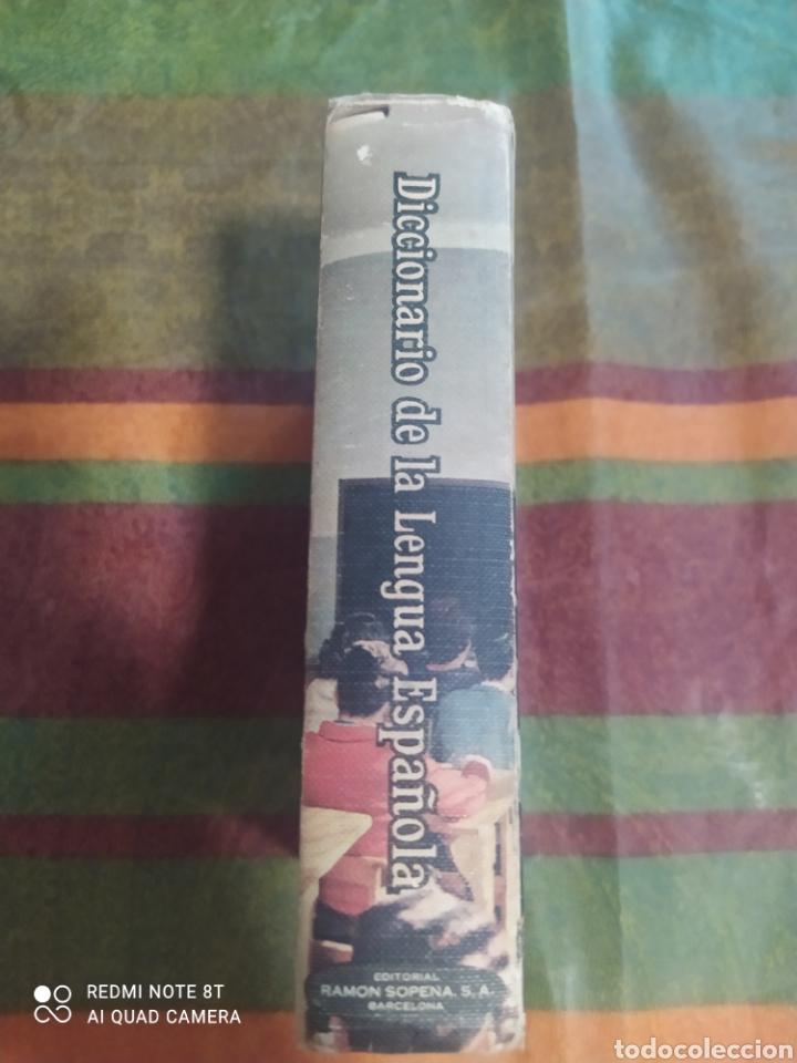 Diccionarios: DICCIONARIO DE LA LENGUA ESPAÑOLA AÑO 1964 - Foto 3 - 277680068