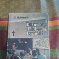 Diccionarios: DICCIONARIO DE LA LENGUA ESPAÑOLA AÑO 1964. Lote 277680068