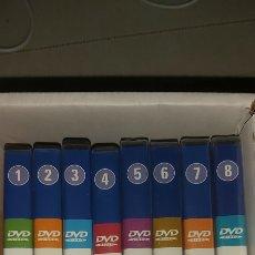 Diccionarios: BBC DVD ENGLISH 8 NUMEROS. Lote 283005968
