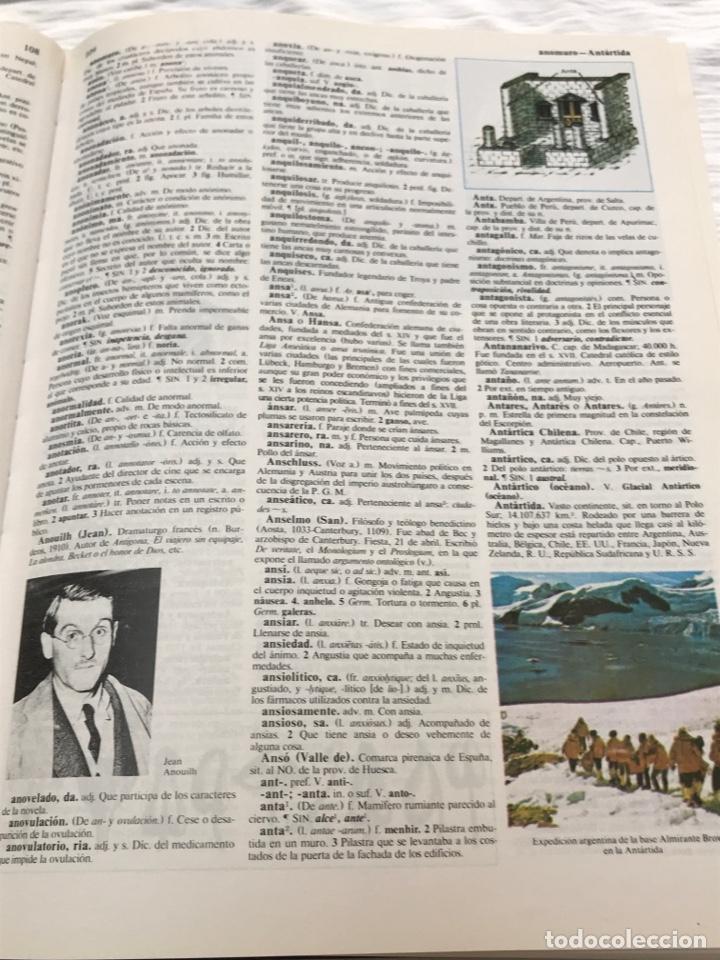 Diccionarios: Diccionario enciclopédico Espasa. 5 edición. 1989 - Foto 5 - 283262623