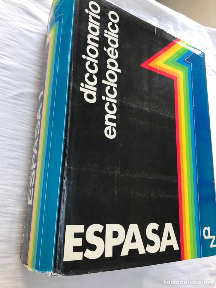 DICCIONARIO ENCICLOPÉDICO ESPASA. 5 EDICIÓN. 1989 (Libros Nuevos - Diccionarios y Enciclopedias - Diccionarios)