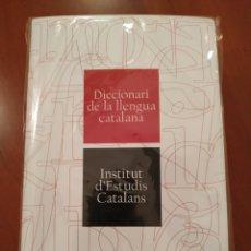 Diccionarios: DICCIONARI DE LA LLENGUA CATALANA PRECINTAT. Lote 283715213