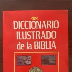 """Diccionarios: """"DICCIONARIO ILUSTRADO DE LA BIBLIA"""" ED. CARIBE. WILSON M. NELSON COLOMBIA.1974. Lote 283752988"""