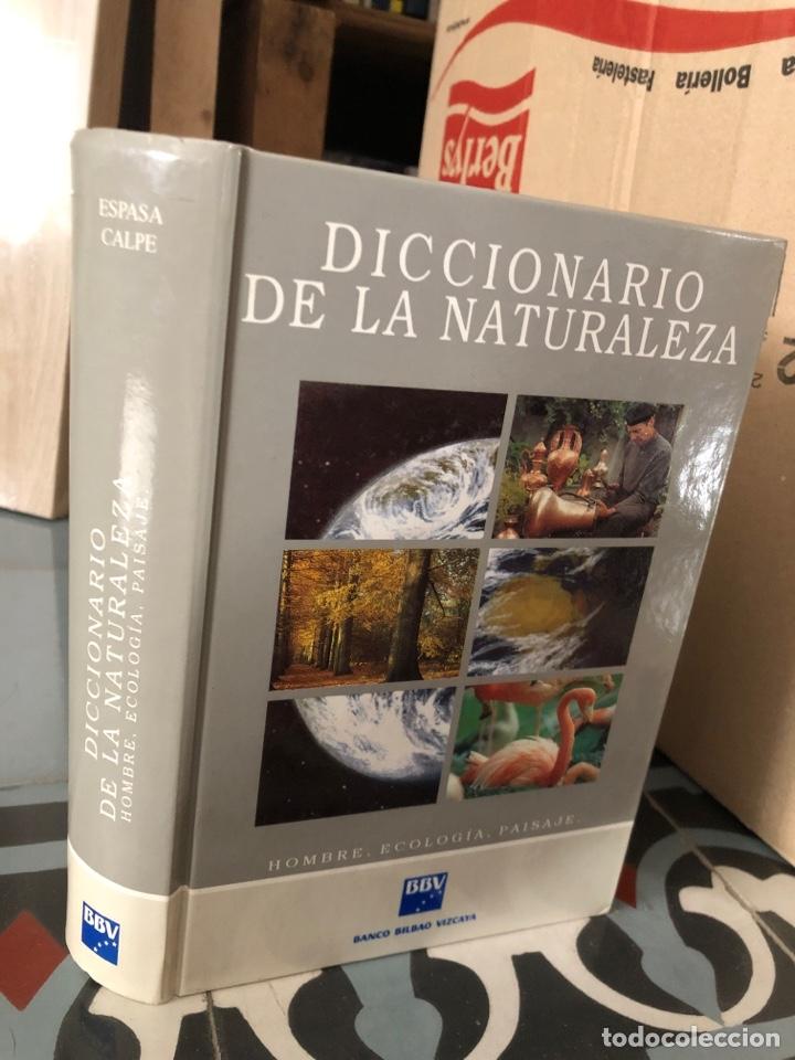 DICCIONARIO DE LA NATURALEZA - HOMBRE ECOLOGÍA PAISAJE (Libros Nuevos - Diccionarios y Enciclopedias - Diccionarios)