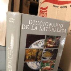 Diccionarios: DICCIONARIO DE LA NATURALEZA - HOMBRE ECOLOGÍA PAISAJE. Lote 285530893