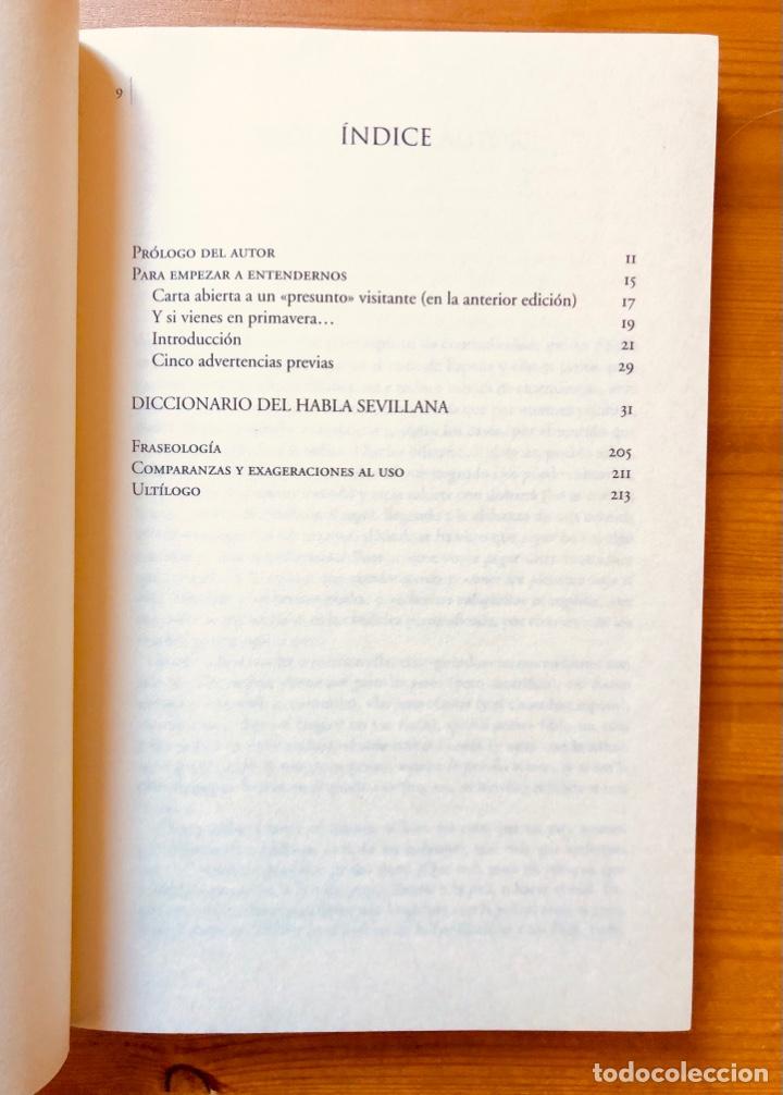 """Diccionarios: """"Diccionario del Habla Sevillana"""". Manuel González Salas - Foto 3 - 286555398"""