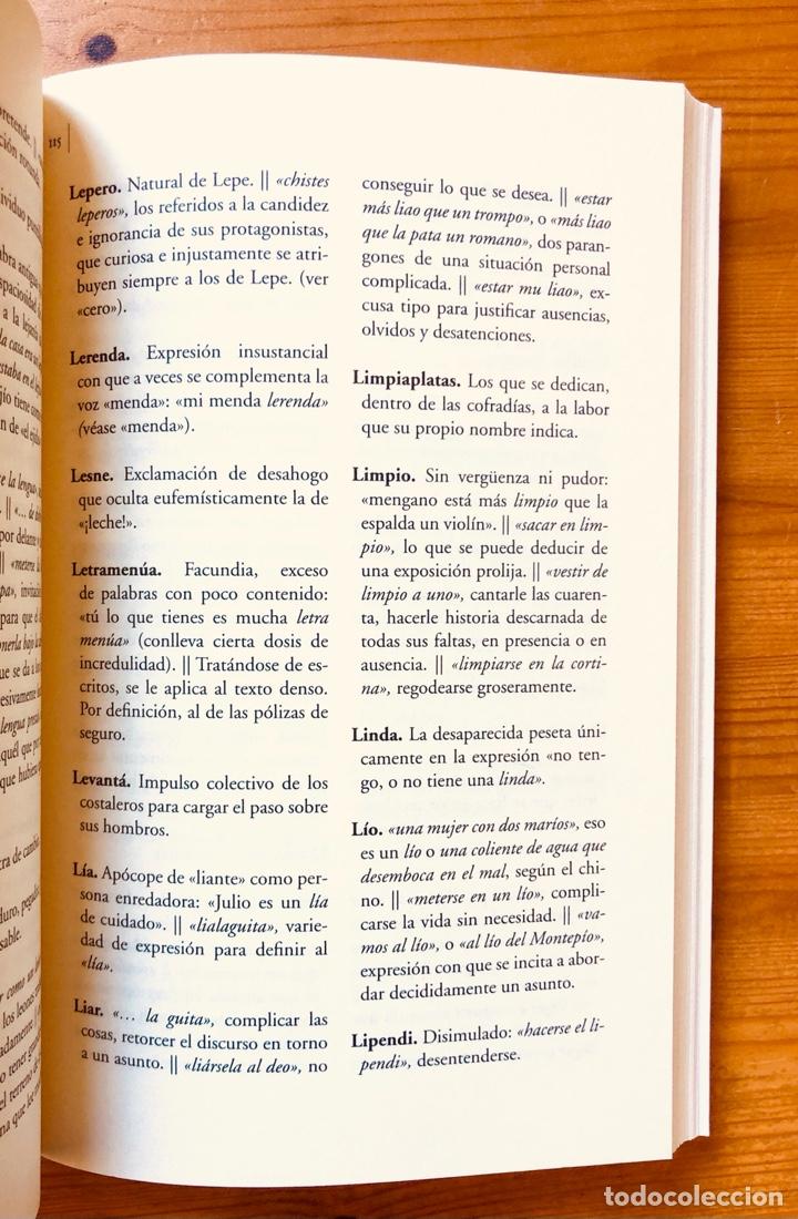 """Diccionarios: """"Diccionario del Habla Sevillana"""". Manuel González Salas - Foto 7 - 286555398"""