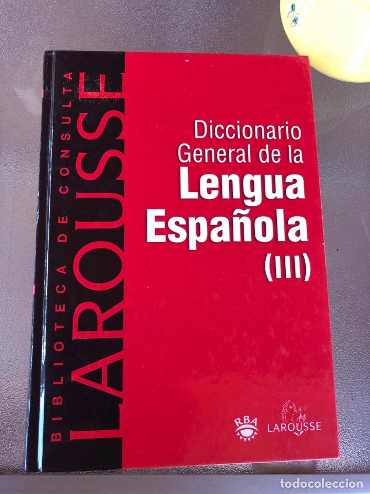 Diccionarios: Diccionario general de la lengua española - Foto 7 - 288332508