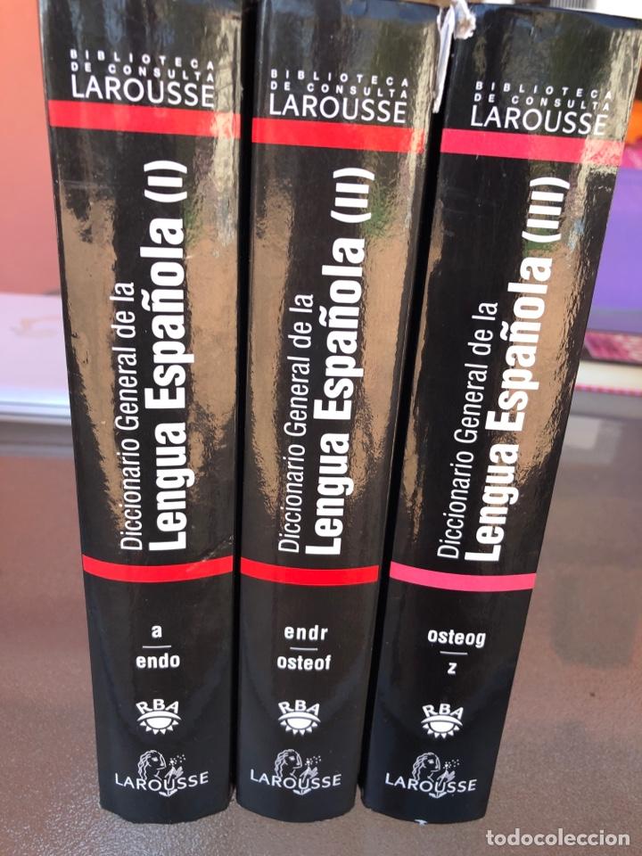 DICCIONARIO GENERAL DE LA LENGUA ESPAÑOLA (Libros Nuevos - Diccionarios y Enciclopedias - Diccionarios)