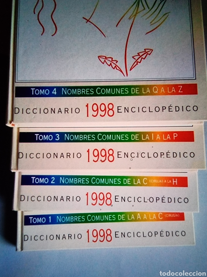 Diccionarios: Diccionario Larousse ilustrado - Foto 3 - 289004103