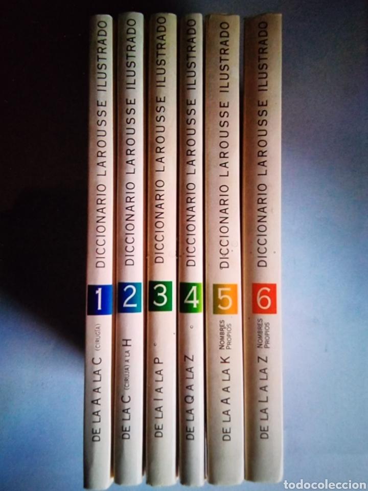 DICCIONARIO LAROUSSE ILUSTRADO (Libros Nuevos - Diccionarios y Enciclopedias - Diccionarios)