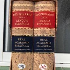 Diccionarios: DICCIONARIO DE LA LENGUA ESPAÑOLA. REAL ACADEMIA ESPAÑOLA. Lote 289370628
