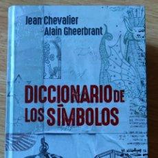 Livros: DICCIONARIO DE LOS SÍMBOLOS. CHEVALIER. GHEERBRANT.. Lote 289884563