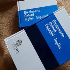 Diccionarios: DICCIONARIOS OXFORD (2). Lote 293667448