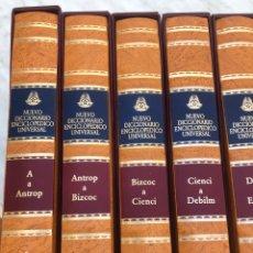 Diccionarios: DICCIONARIO ENCICLOPÉDICO. 14 TOMOS MÁS 3 ACTUALIZACIONES. Lote 294866938