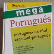 Diccionarios: DICCIONARIO PORTUGUÉS-ESPAÑOL. Lote 295369923