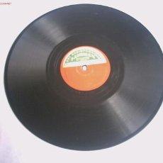 Discos de pizarra: DISCO DE PIZARRA. Lote 19623324