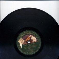 Discos de pizarra: EL GORDITO (FURES) Y ERES MIA (ESCALAS ) DISCO GRAMOFONO. Lote 25896694