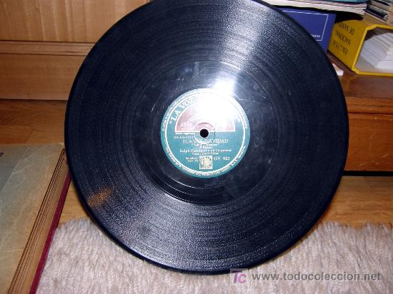 Discos de pizarra: ALBUM DE 12 DISCOS DE PIZARRA - Foto 4 - 26807752