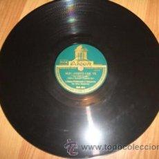 Discos de pizarra: LILIANA FELDEMANN Y ORQUESTA. Lote 16466321