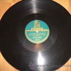 Discos de pizarra: ORQUESTA ESPAÑOLA. Lote 27599609