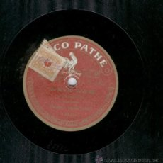 Discos de pizarra: ORQUESTRINA TZIGANES PLANAS. WAYA-WAIS (FOX TROT)-LET US GO BOYS (ONE STEP). Lote 26974651