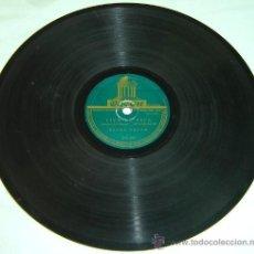 Discos de pizarra: DISCO PIZARRA ODEON -VIVA LA PEPA-JOTA DE BAILE & PERICON NACIONAL ARGENTINO. Lote 24651148