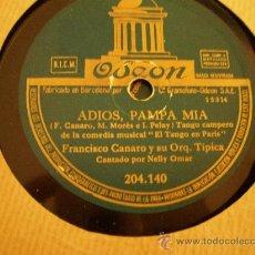 Discos de pizarra: RAIMUNDO LANAS