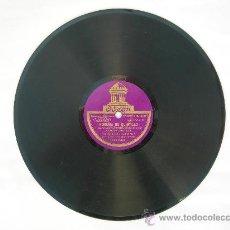 Discos de pizarra: DISCO PIZARRA ROSARIILO DE TRIANA / VER FOTO ADICIONAL. Lote 26542313