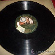 Discos de pizarra: PASTORA IMPERIO. Lote 25036346