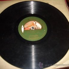 Discos de pizarra: CARMEN FLORES. Lote 25101990