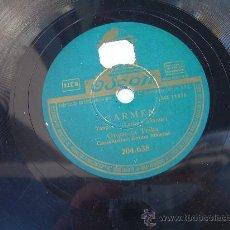 Discos de pizarra: ORQUESTA TEIBA EL ESCONDITE DE HERNANDO ODEÓN PIZARRA 78 RPM. Lote 23786652