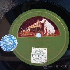 Discos de pizarra: COBLA BARCELONA JUNY SARDANA LA VOZ DE SU AMO PIZARRA 78 RPM. Lote 15153024