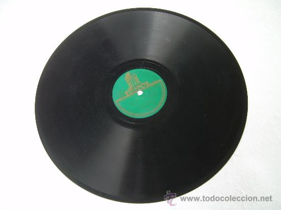 Discos de pizarra: COBLA BARCELONA CANT DE JOIA SARDANA CATALUÑA ODEÓN PIZARRA 78 RPM - Foto 2 - 17863440