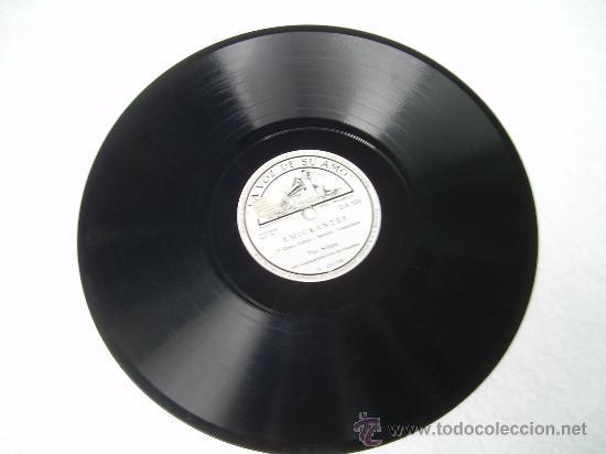 Discos de pizarra: TITO SCHIPA PRINCESITA LA VOZ DE SU AMO PIZARRA 78 RPM - Foto 2 - 14032628