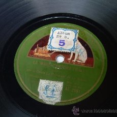Discos de pizarra: LA COBLA LA PRINCIPAL DE LA BISBAL - CATALUNYA PLORA - SARDANA - LA VOZ DE SU AMO - PIZARRA 78 RPM . Lote 17182381