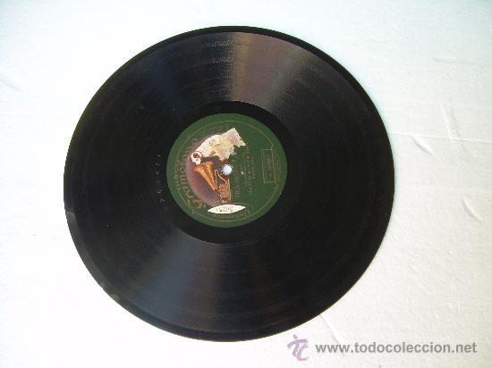 Discos de pizarra: LA PRINCIPAL DE PALAFRUGELL - PRIMAVERA - SARDANA - CATALUÑA - LA VOZ DE SU AMO - PIZARRA 78 RPM - Foto 2 - 18057024